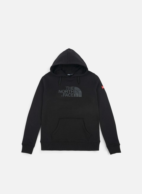 felpe the north face wmns international hoodie tnf black