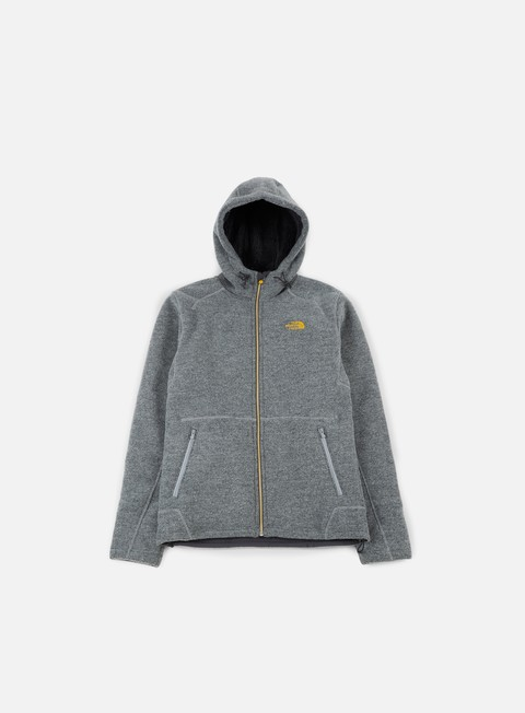 Outlet e Saldi Felpe con Cappuccio The North Face Zermatt FZ Hoodie