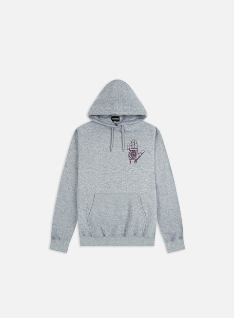 Outlet e Saldi Felpe con Cappuccio Theories Of Atlantis Rasputin Hoodie