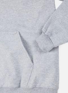 Thrasher - Flame Logo Hoodie, Grey 3