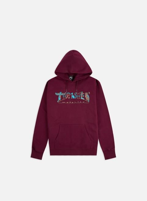 Hooded Sweatshirts Thrasher Hieroglyphic Hoodie