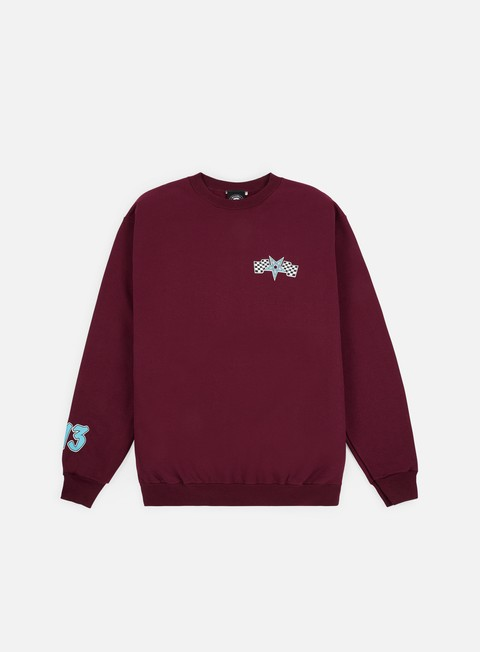 Outlet e Saldi Felpe Girocollo Thrasher Racing Crewneck