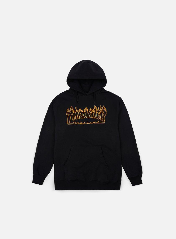 0cb508ab9fdf THRASHER Richter Hoodie € 89 Hooded Sweatshirts