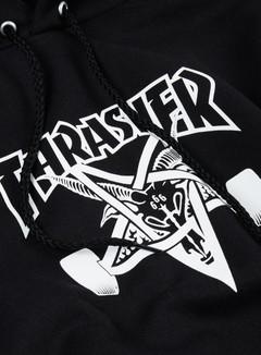 Thrasher - Skate Goat Hoodie, Black 2