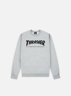 Thrasher - Skatemag Crewneck, Grey 1