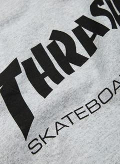 Thrasher - Skatemag Crewneck, Grey 2