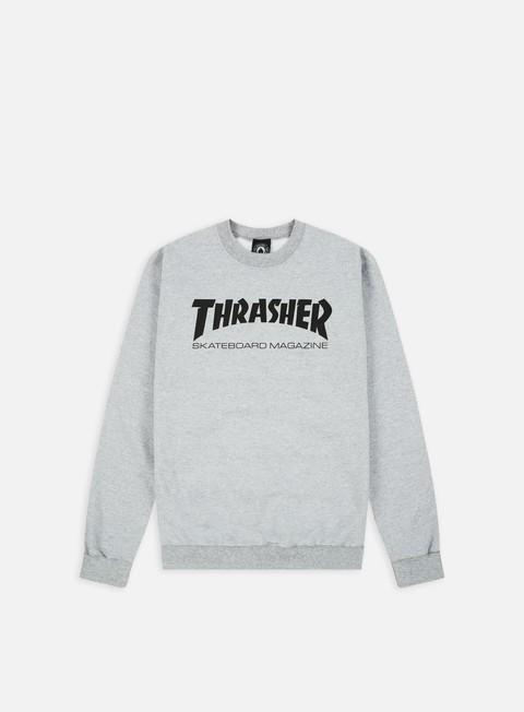 Sale Outlet Logo Sweatshirts Thrasher Skatemag Crewneck