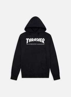 Thrasher - Skatemag Hoodie, Black
