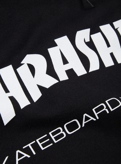 Thrasher - Skatemag Hoodie, Black 2
