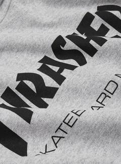 Thrasher - Skatemag Hoodie, Grey 2