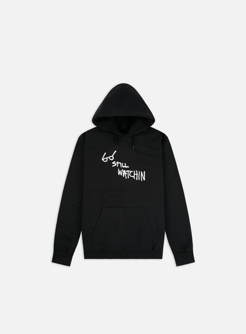 Hooded Sweatshirts Thrasher Still Watchin Hoodie