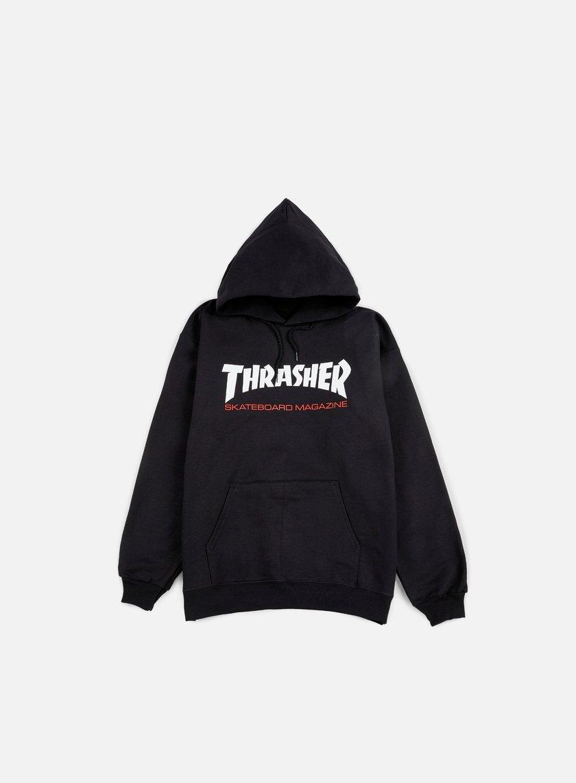 Thrasher Two Tone Skatemag Hoodie