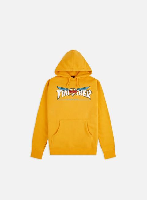 Sale Outlet Logo Sweatshirts Thrasher Venture Collab Hoodie