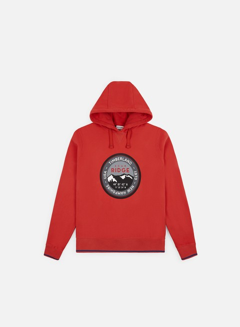 Hooded Sweatshirts Timberland Brushback Collegiate Hoodie