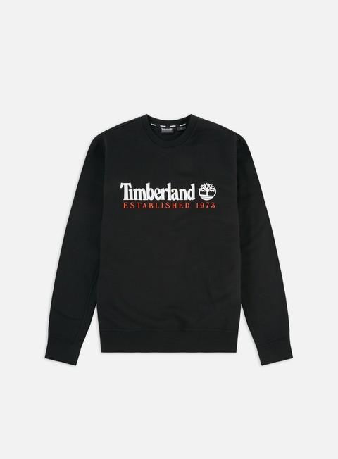 Sale Outlet Crewneck Timberland Core Established Crewneck