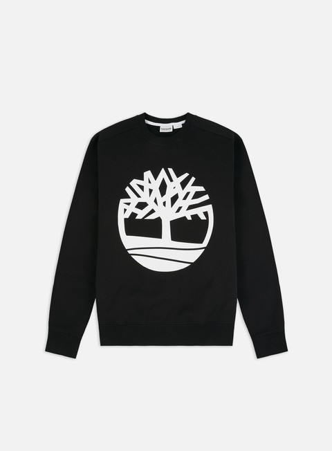 Sale Outlet Crewneck Sweatshirts Timberland Core Logo Crewneck