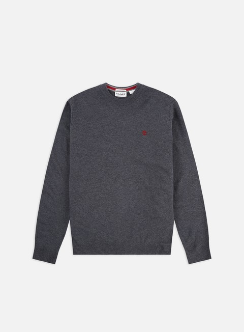 Sale Outlet Sweaters and Fleeces Timberland Crew Neck Sweater