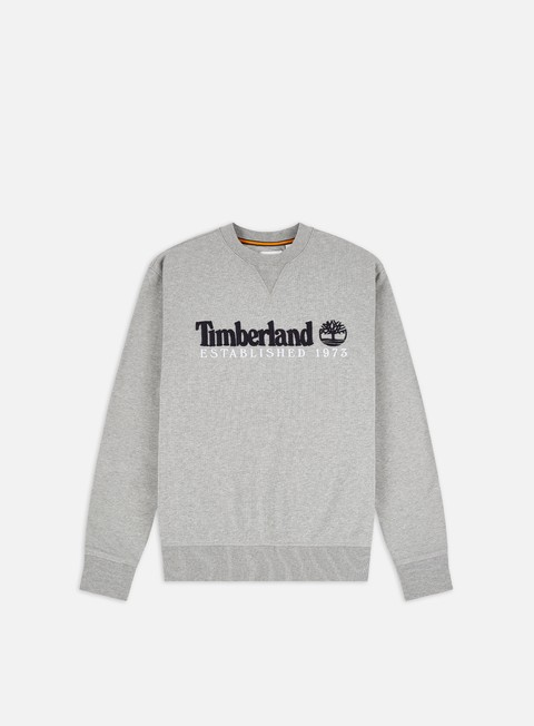 Crewneck Sweatshirts Timberland Established 1973 Crewneck