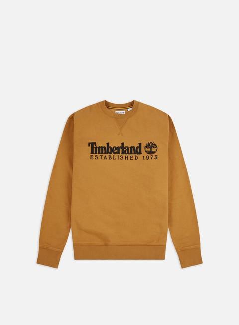 Crewneck Sweatshirts Timberland Established 1973 Crewneck