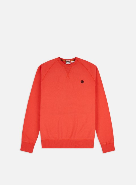 Crewneck Sweatshirts Timberland Exeter River Basic Regular Crewneck