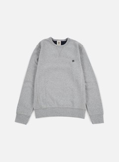 Timberland - Exeter River Crewneck, Medium Grey Heather 1