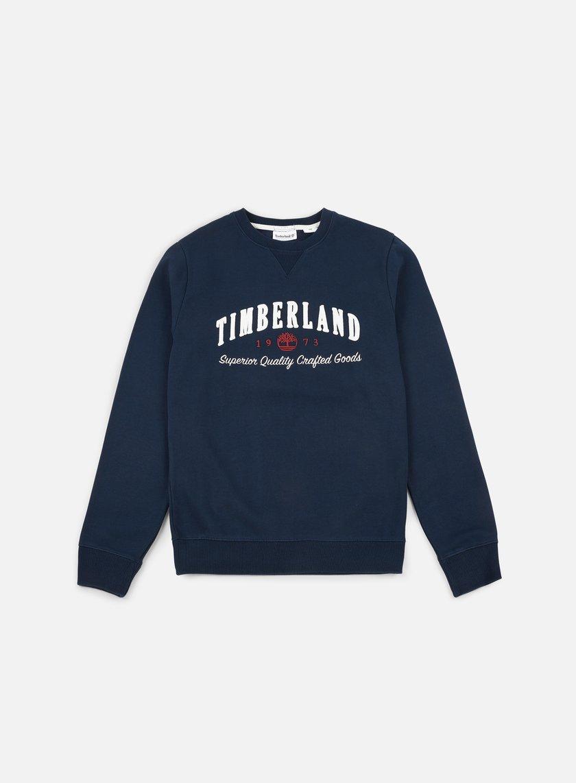 Timberland Exeter River Graphic Brand Crewneck