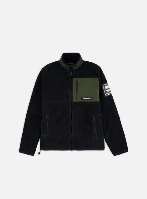 Giacche Intermedie Timberland O-A Sherpa Fleece Jacket