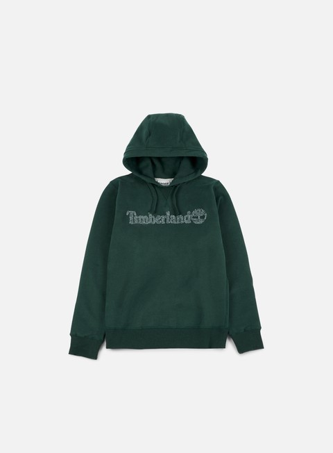 felpe timberland taylor river hoodie green gables heather
