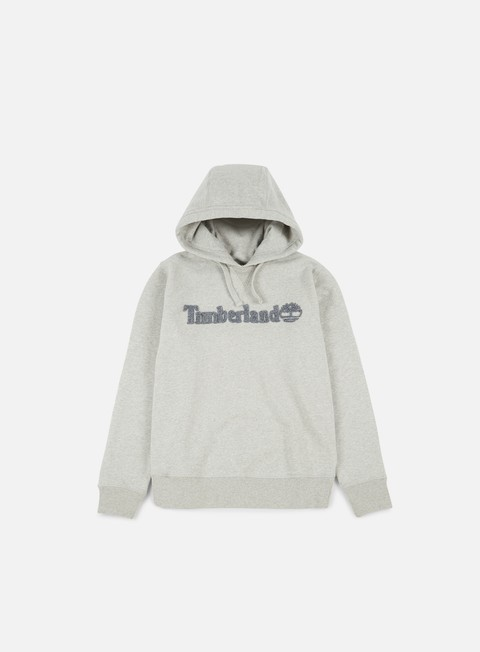 felpe timberland taylor river hoodie medium grey heather