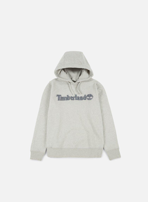 Timberland - Taylor River Hoodie, Medium Grey Heather