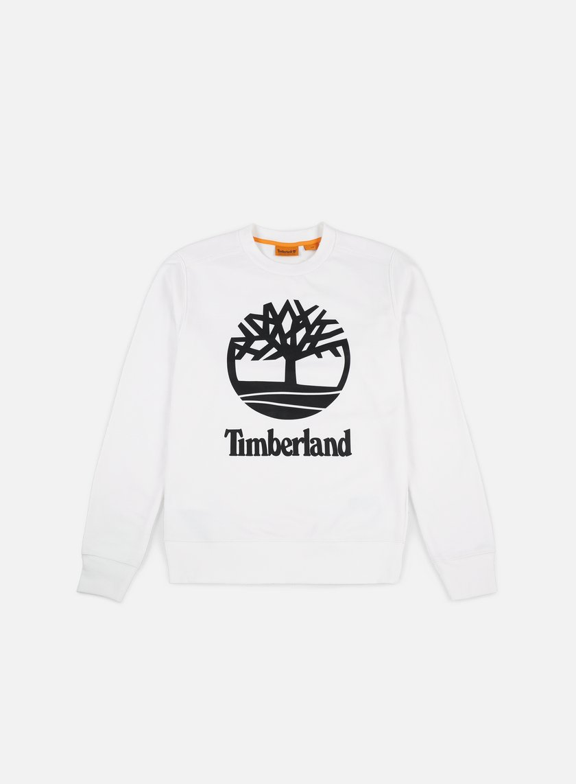Timberland Tree Stacked Crewneck