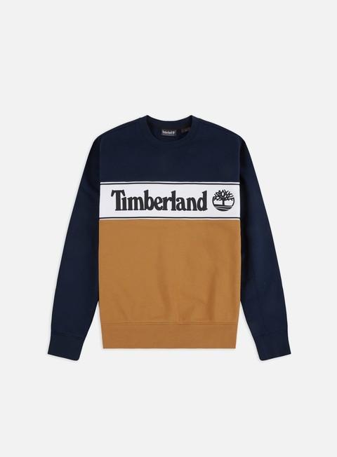 Felpe Girocollo Timberland YCC Cut & Sew Crewneck