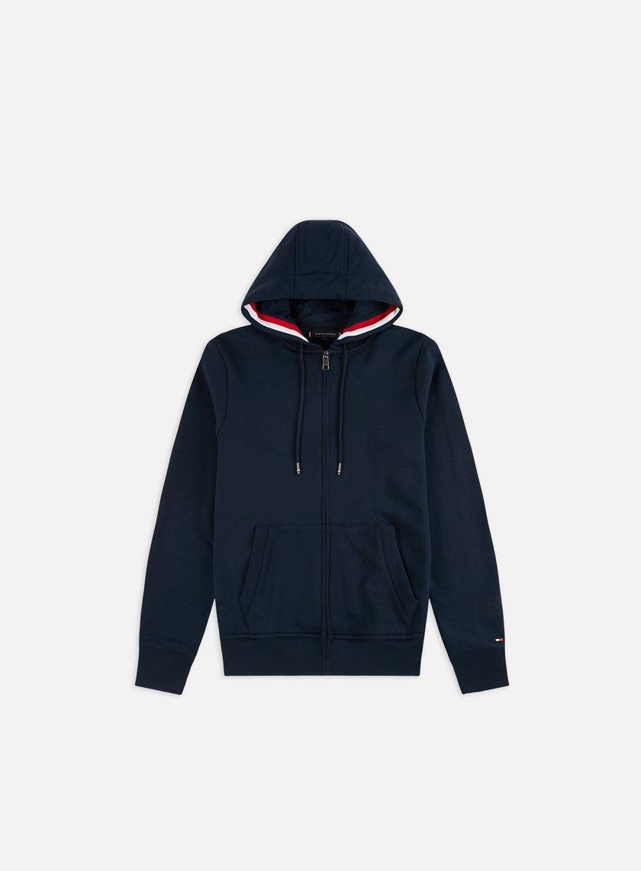Tommy Hilfiger Basic Global Stripe Zip Hoodie