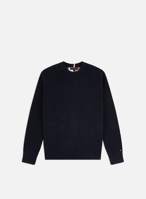 Sale Outlet Sweaters and Fleeces Tommy Hilfiger Classic Rib Sweater