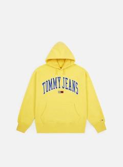 Tommy Hilfiger - Clean Collegiate Hoodie, Aspen Gold