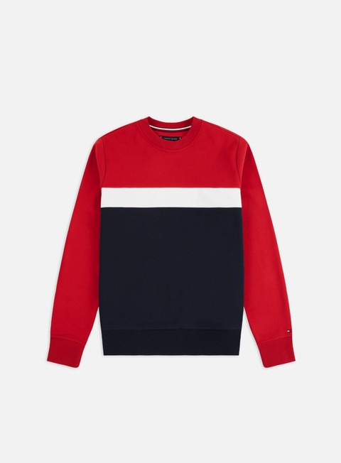 Tommy Hilfiger Colorblock Crewneck