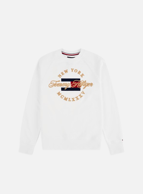 Outlet e Saldi Felpe Girocollo Tommy Hilfiger Icon Artwork Crewneck