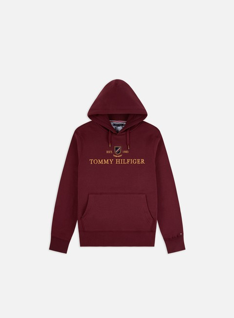 Sale Outlet Hooded Sweatshirts Tommy Hilfiger Icon Hoodie