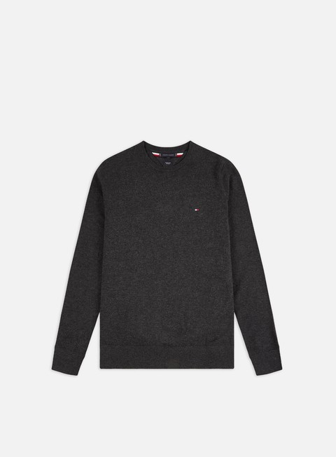 Tommy Hilfiger Luxury Wool Cotton Sweater