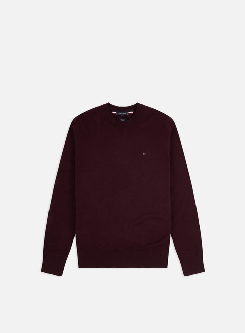 Maglioni e Pile Tommy Hilfiger Luxury Wool Cotton Sweater