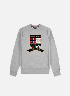 Tommy Hilfiger Shield Artwork Crewneck
