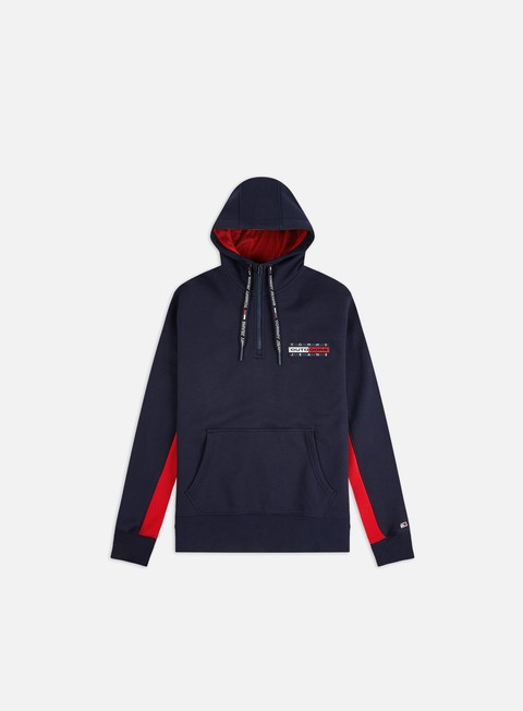Tommy Hilfiger TJ Back Graphic Zip Hoodie