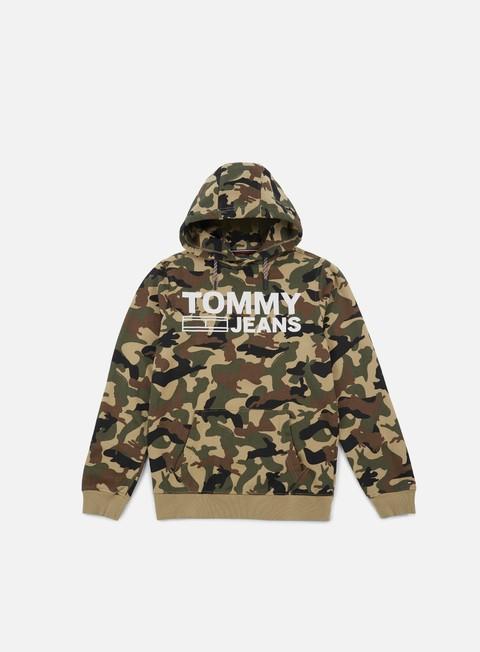 felpe tommy hilfiger tj camo hoodie camo print
