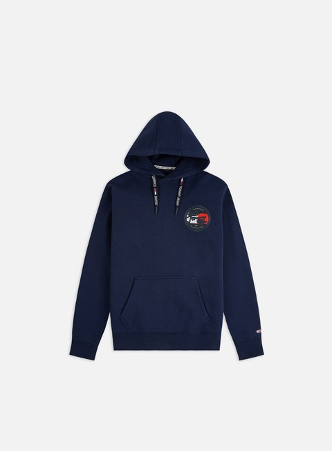 Hooded Sweatshirts Tommy Hilfiger TJ Chest Logo Hoodie