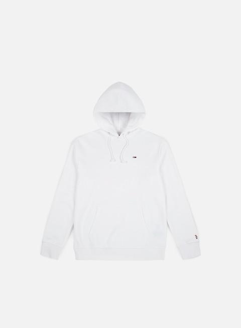 felpe tommy hilfiger tj classics hoodie classic white