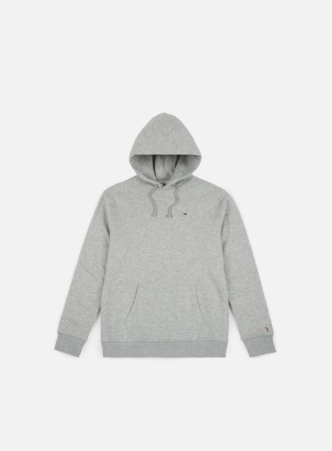 felpe tommy hilfiger tj classics hoodie light grey heather