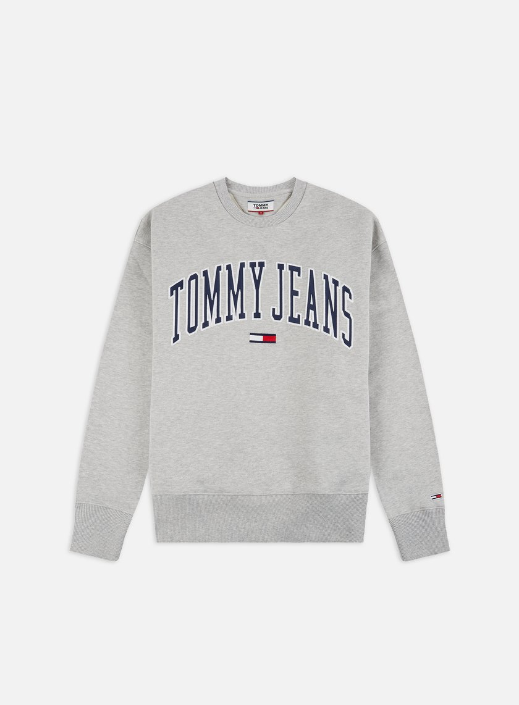 Tommy Hilfiger TJ Clean Collegiate Crewneck