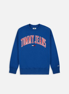 Tommy Hilfiger - TJ Clean Collegiate Crewneck, Limoges