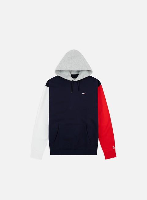 Hooded Sweatshirts Tommy Hilfiger TJ Colorblock Classics Hoodie