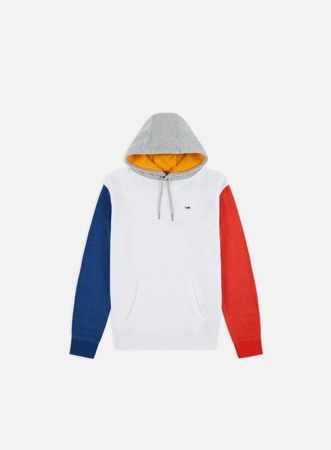 Hooded Sweatshirts Tommy Hilfiger TJ Colorblock Hoodie
